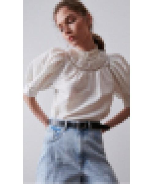 Блуза с коротким рукавом 2
